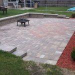 brick patio instalation chicago 4